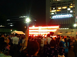 中野駅前大盆踊り大会 image