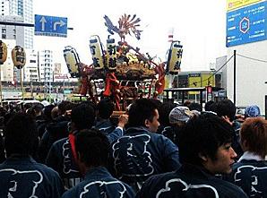 氷川神社例大祭 image